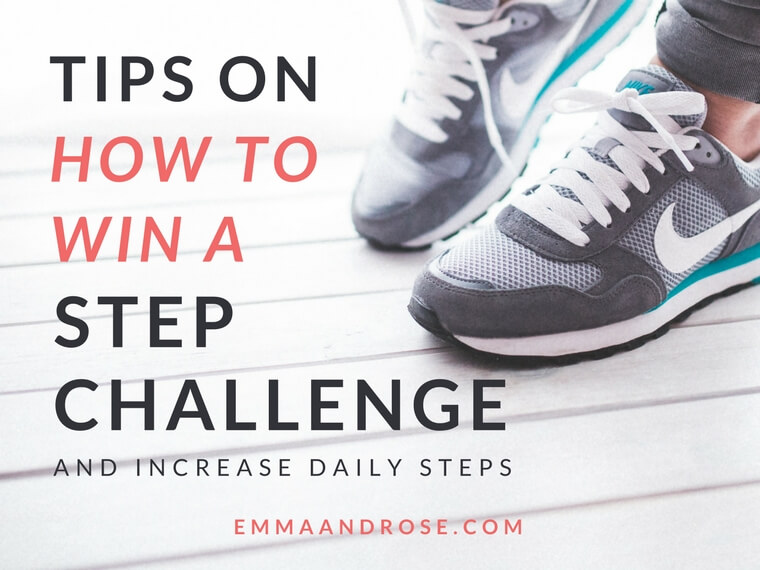Tips on How to Win a Step Challenge