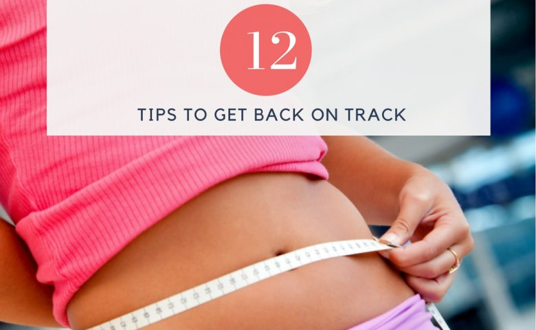 Fell Off The Diet Wagon? Tips To Get Back On Track