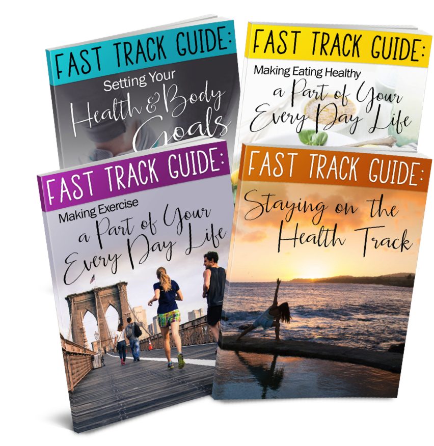 4 Week Course Fast Track Guide toa Healthier Slimmer You