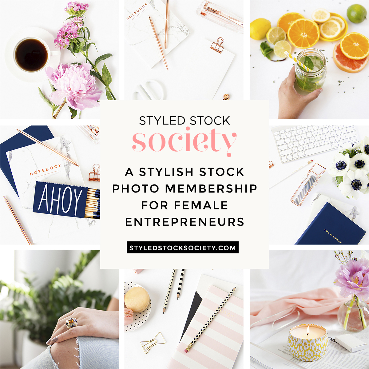 Blogging Resources: Styled Stock Society