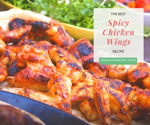 Rock Your Game Day Party: Serve The Best Spicy Chicken Wings Recipe This Football Season