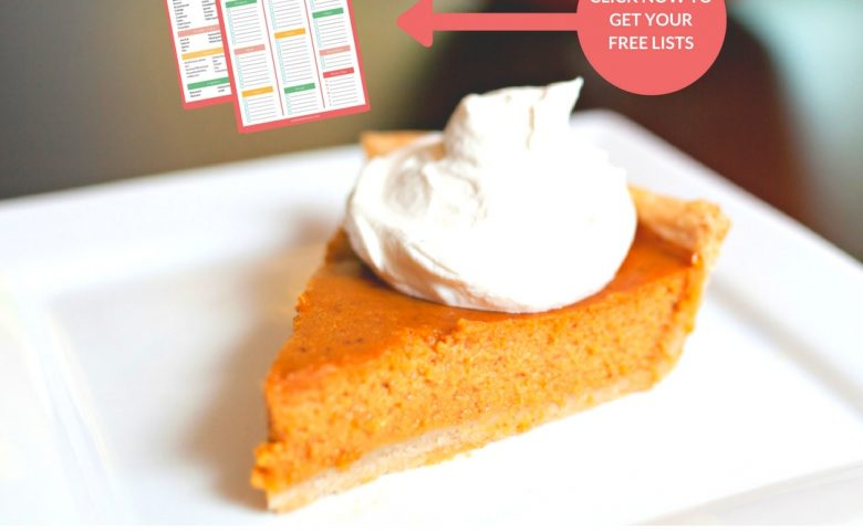 How to Make the Best Easy and Healthy Pumpkin Pie