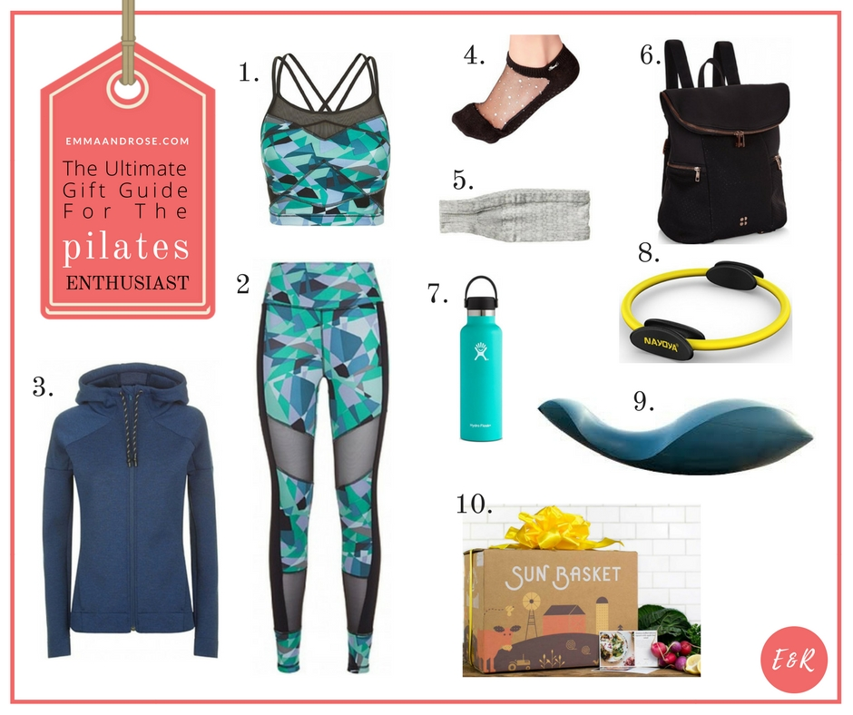 The Ultimate Gift Guide For Fitness Fanatics - The Pilates Enthusiast