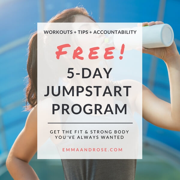 FREE 5-day Jumpstart Program