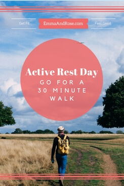 7-Day Workout Plan: Active Rest Day - 30 Minute Walk