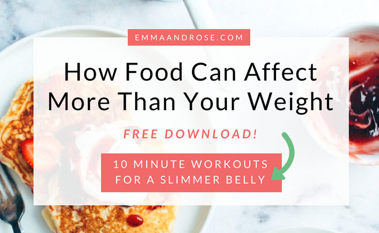 How Food Can Affect More Than Your Weight
