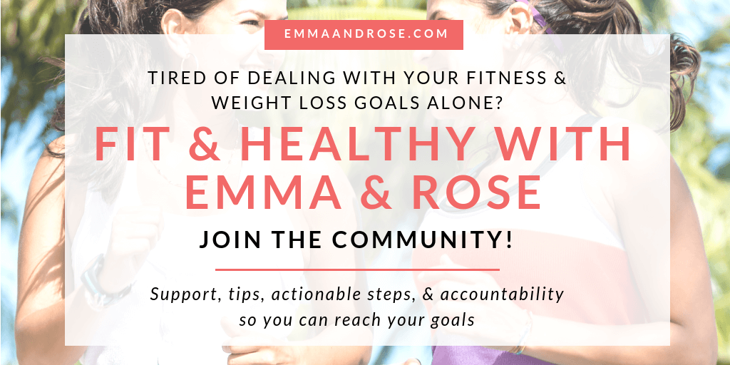 Fit and Healthy with Emma & Rose