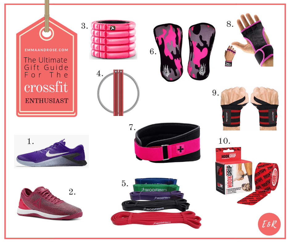 The Ultimate Gift Guide For Fitness Fanatics - The CrossFit Enthusiast