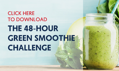 Download the 48-Hour Green Smoothie Challenge