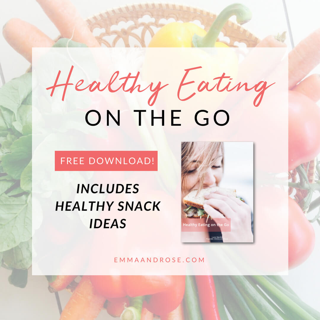 FREE Healthy Eating on the Go
